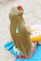 L-email wig (Wig-supplier): Kotori Minami Wig Review