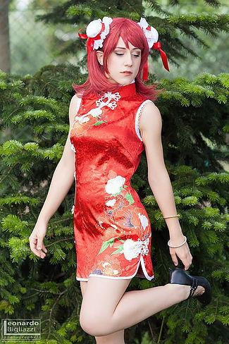 Love Live!Minami Kotori Cosplay Costumes Review