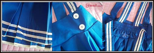 Sailor Summer Dress - L-email Wig!