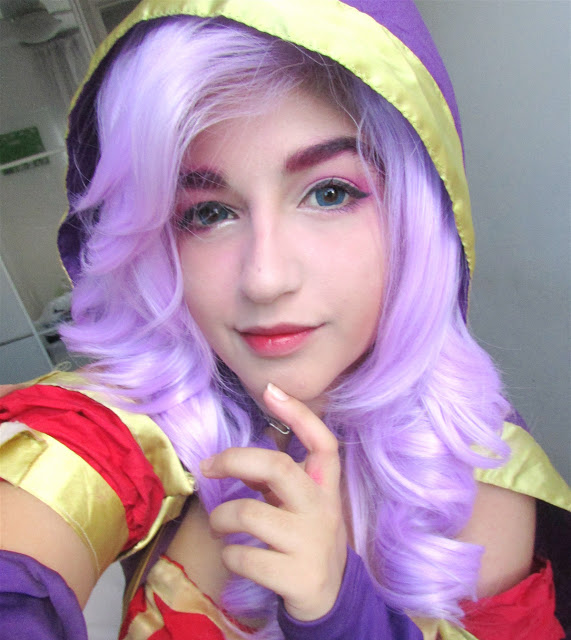 Review Wig Ashe Heartseeker