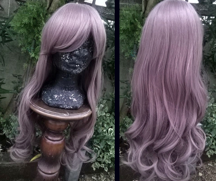 Curly Wigs Review From L-email