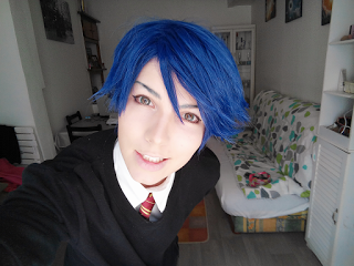 L'email Wig - Yuu Kashima Wig Review