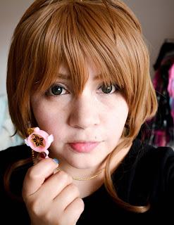 Peluca Sakura Kinomoto L-email Wig Review