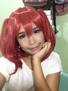 Ruby Kurosawa Cosplay Wig Review
