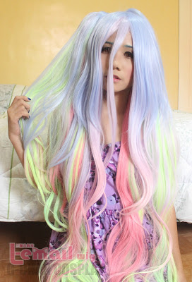 NO GAME NO LIFE shiro Wig Review