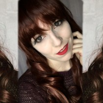 Curly Red-Brown Wig Review