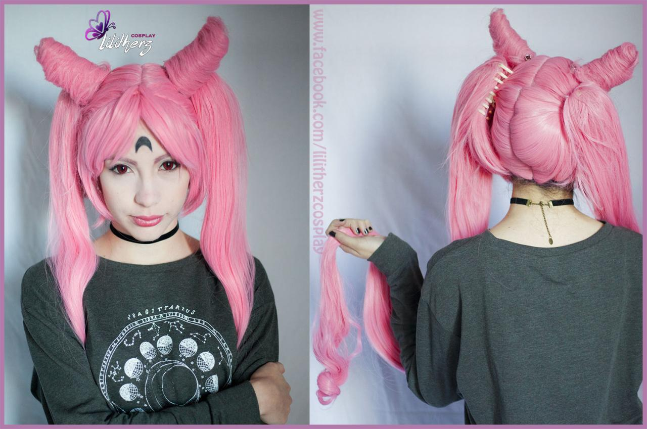 [REVIEW] BLACK LADY WIG – L-email