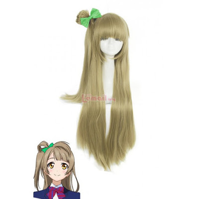 Wig Supplier / L-Email: Kotori Minami (Love Live!) Wig Review