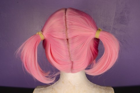 130cm SAILOR MOON Black Lady's Cospaly Wig Review