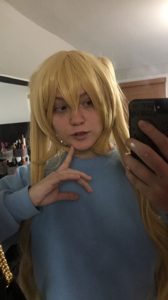 Blend S Hinata Kaho Cosplay Wigs Review