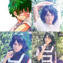 Midorya Izuku Wig Review by L-email Wig