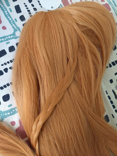 Wig Review - Asuna' wig (From Lemail)