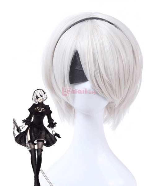 Get!! How to satisfy your YoRHa 2B?