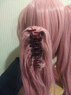 Wig Review - Junko Enoshima Wig (from L-email)
