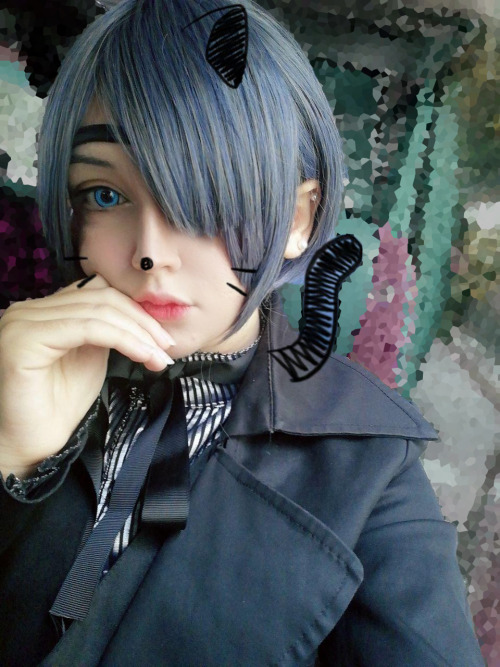 Ciel Wig Review for L'email Wig