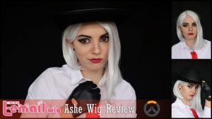 Overwatch Ashe Cosplay Wig Review