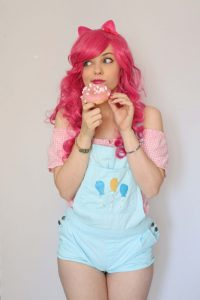 70cm My Little Pony Cosplay Wig