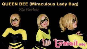 Queen Bee Cosplay Wig
