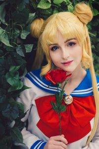 Sailor Moon Cosplay Wigs