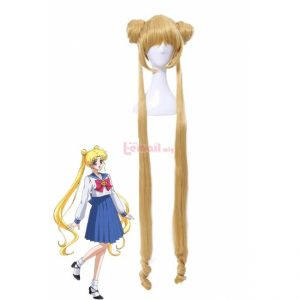 Usagi Tsukino Sailor Moon Cosplay Wigs
