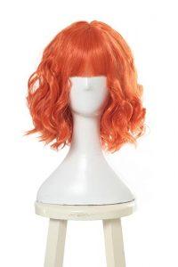 Orange Fashion Wig