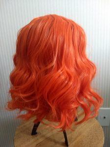 Short Curly Cute Wig