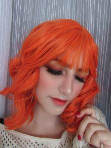 Short Curly Fashion Wig