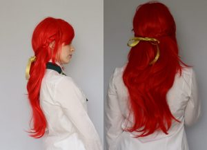 Lux Cosplay Wig