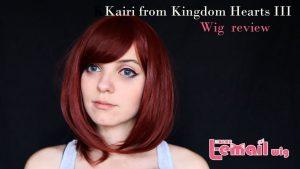 Kairi Cosplay Wig