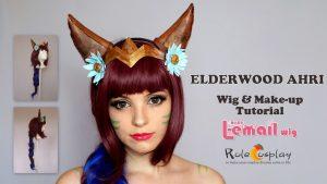 Elderwood Ahri Wig