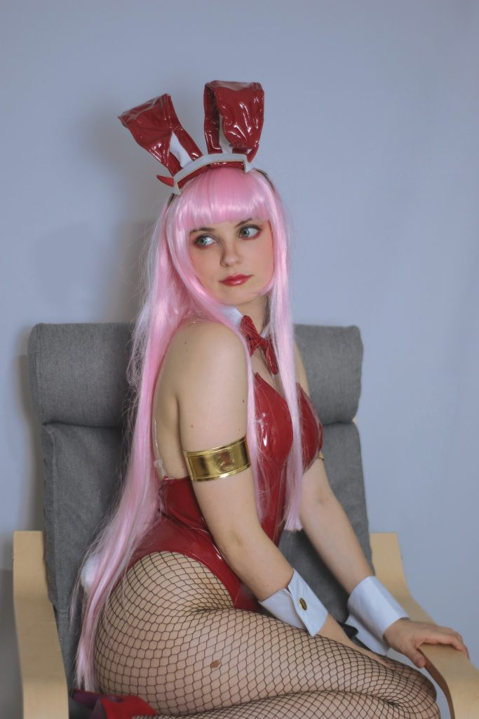 Cosplay & Wig Review Zero Two (Darling in the FranXX)