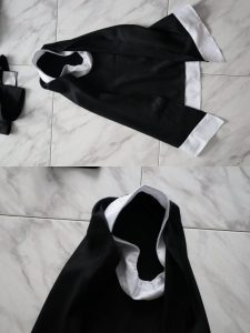 Fire Force Iris the nun Cosplay & Wig Review