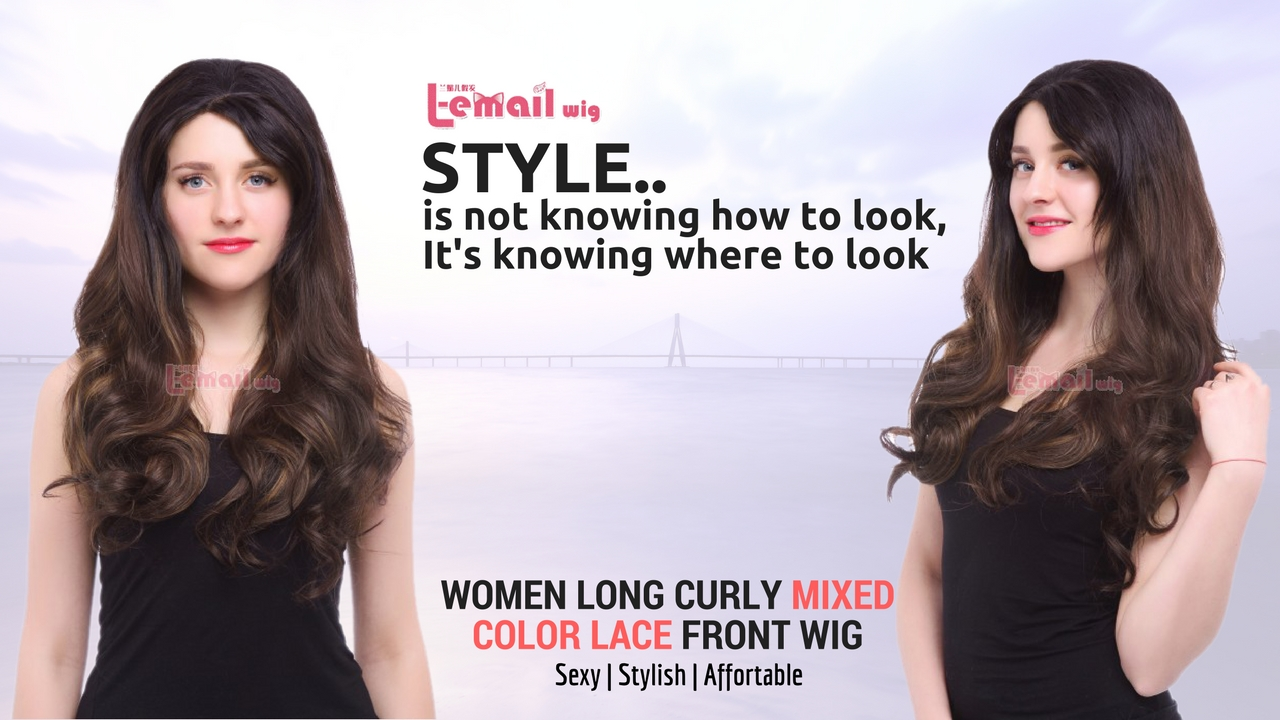 Time the first wig for wearing a Buying &