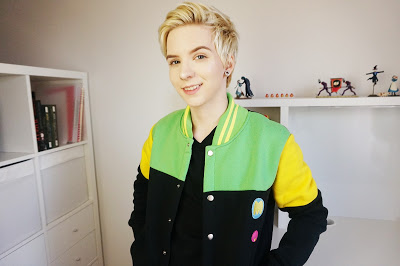 L-email wig Jacket Review