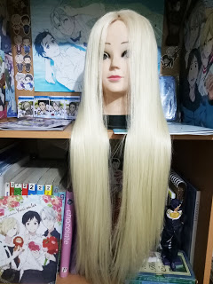 L-email wig Lace Front Wig review