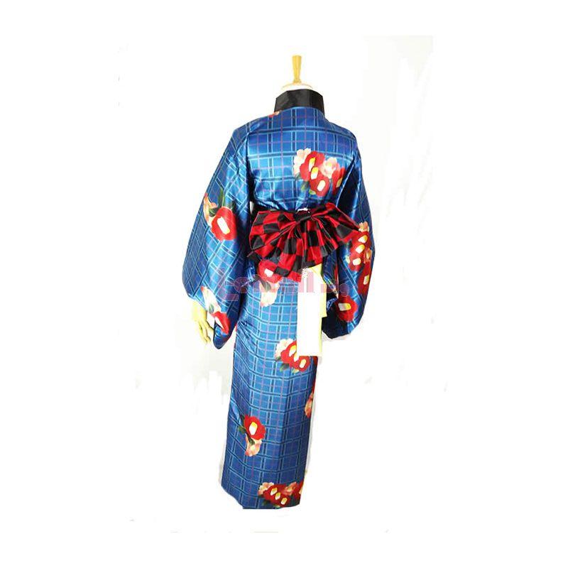 Love Live Kimono Shichi Fukujin Cosplay Costume