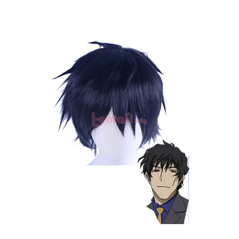 Anime Blood Blockade Battlefront Steven A. Starphase Cosplay Wig
