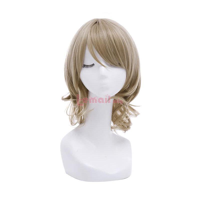 LoveLive!Sunshine!! Watanabe You Light Brown Cosplay Wigs