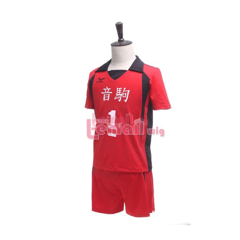 Tetsuro Kuroo Volleyball Sportswear Cosplay Costumes