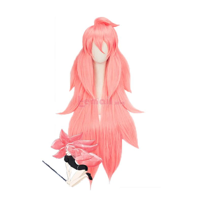 Anime Land of the Lustrous Morganite Houseki no Kuni Cosplay Wigs