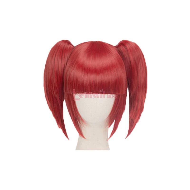 Anime Land of the Lustrous Red Beryl Houseki no Kuni Cosplay Wigs
