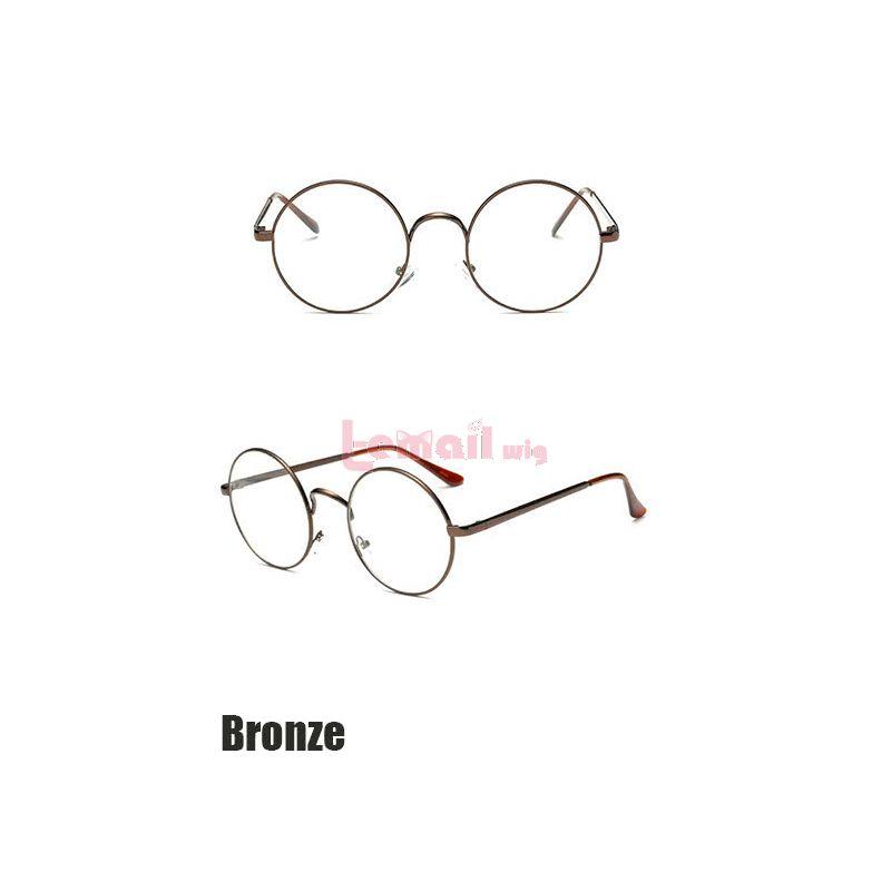 Retro Glasses Frames Five Colours