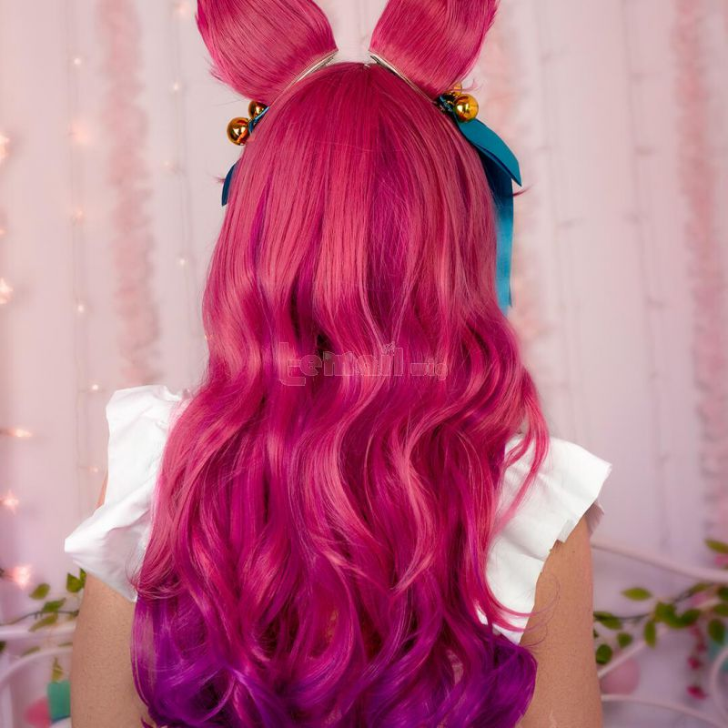 Ahri wigs cosplay