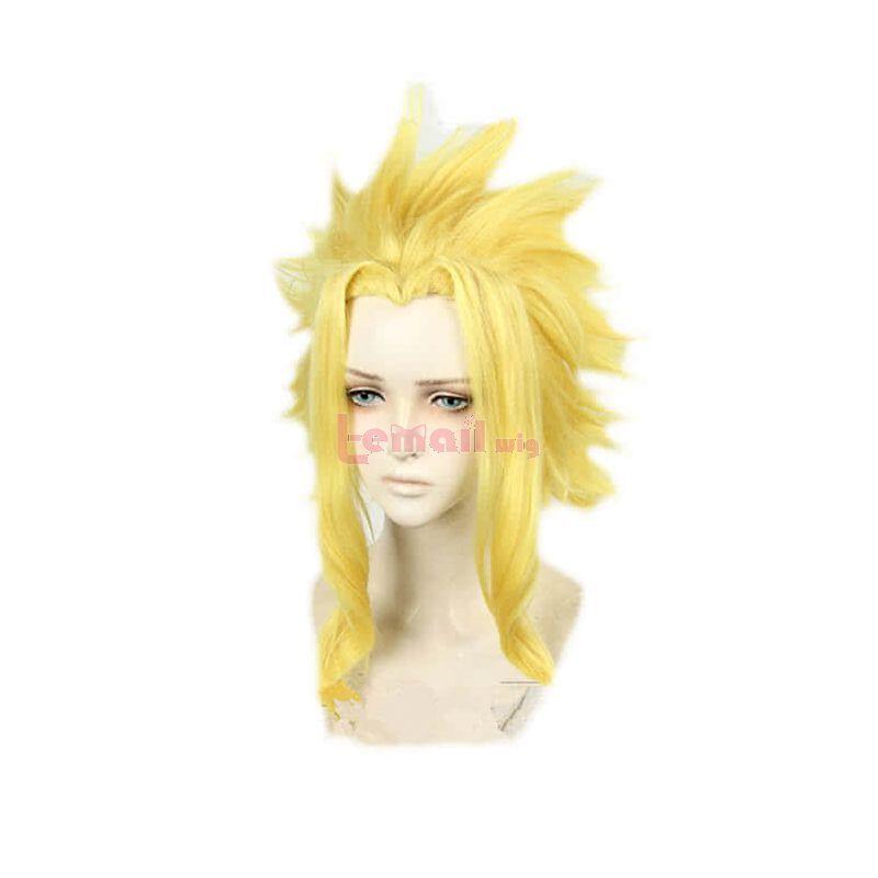 My Hero Academia Anime Toshinori Yagi All Might Cosplay Wigs
