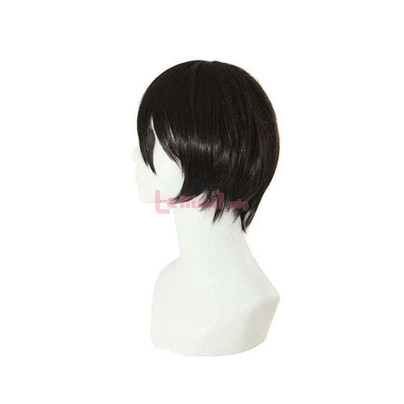 Anime Black Butler Sebastian Michaelis Cosplay Wigs