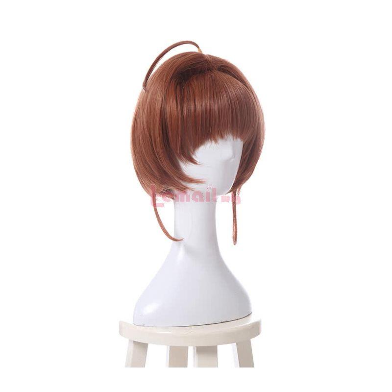 Anime Card Captor Sakura Kinomoto Sakura Cosplay Wigs