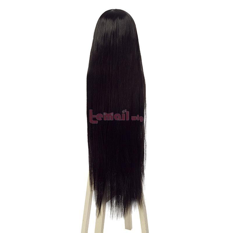 100cm Anime Kakegurui Yumeko Jabami Cosplay Wig