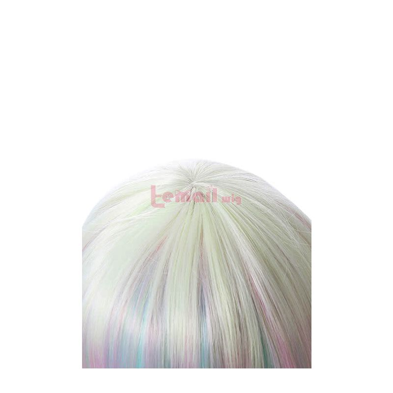 Anime Land of the Lustrous Diamond Mixed Cosplay Wigs