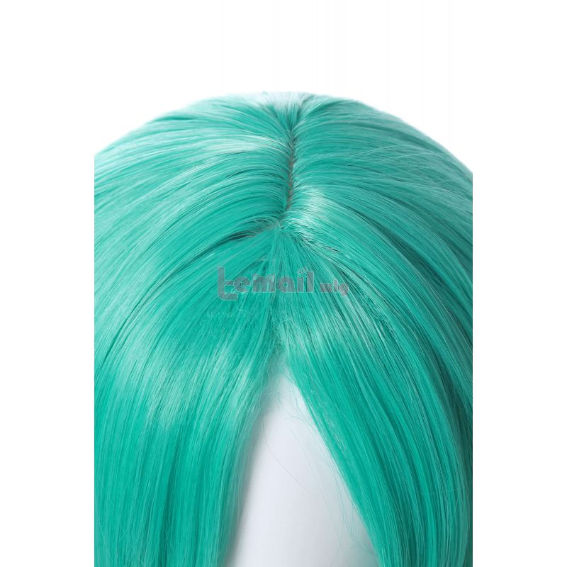 Anime Land of the Lustrous Phos Blue Houseki no Kuni Cosplay Wigs