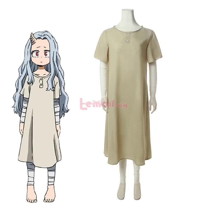 Anime My Hero Academia Eri Cosplay Costume